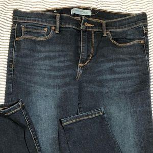 Banana Republic Skinny Jeans Sz 28